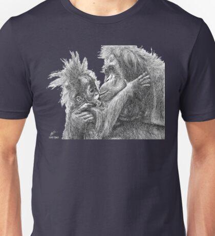 Orang Utan Unisex T-Shirt
