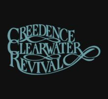 Creedence Clearwater Revival One Piece - Short Sleeve