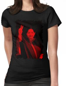 Jayalalithaa - Celebrity Womens Fitted T-Shirt