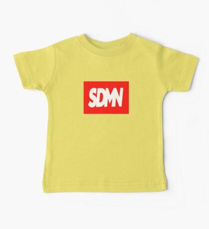 SDMN Red Baby Tee