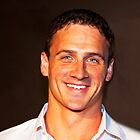 Olympian Ryan Lochte  by michaelroman