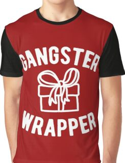 GANGSTER WRAPPER Graphic T-Shirt