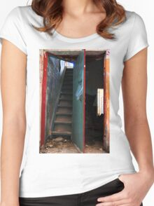 MUSIC FACTORY COLUMBIA 5112 2009 GREECE Women's Fitted Scoop T-Shirt