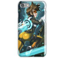 OVERWATCH TRACER iPhone Case/Skin