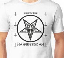 Satanic Suicide Unisex T-Shirt