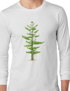 White Pine (Pinus strobus) Long Sleeve T-Shirt