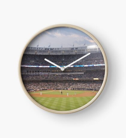 Yankee Stadium Clock