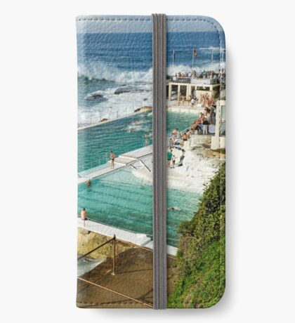 Bondi Icebergs iPhone Wallet/Case/Skin