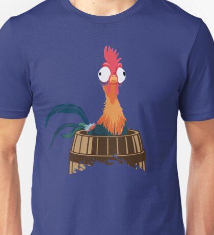 Heihei the Rooster Moana Sea Chicken Fan Unisex T-Shirt