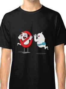 Funny Ghost Taking Photo Movies Geek Gift Shirt Classic T-Shirt