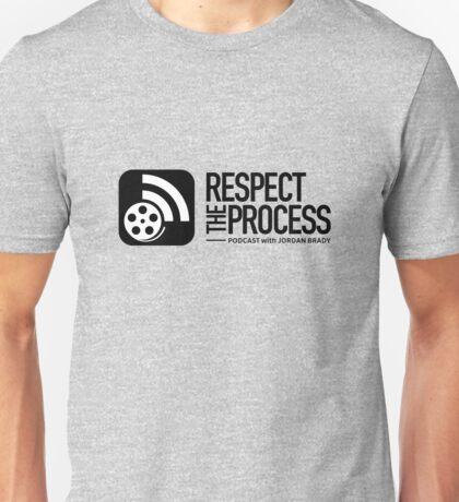 Official Respect The Process Merch Unisex T-Shirt