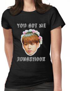 Jungshook Womens Fitted T-Shirt