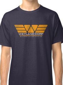 WEYLAND CORP - Building Better Worlds Classic T-Shirt