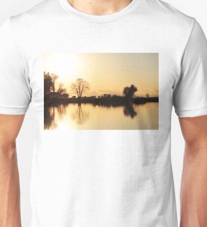 Horseshoe Lake, Chico Unisex T-Shirt