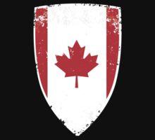 Flag of Canada Kids Tee
