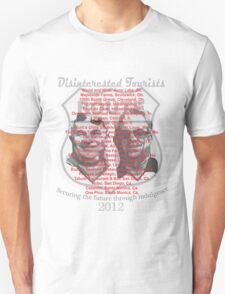 Disinterested Tourists Ate at.. VI T-Shirt