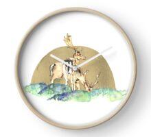 Oh Deer Clock
