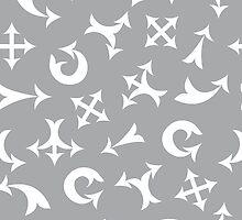 White arrows by IraMukti