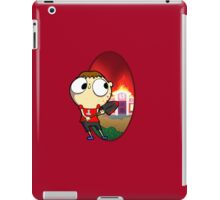 There's a new mayor in town. iPad Case/Skin