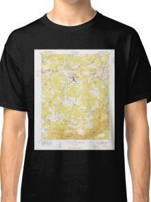 USGS TOPO Map California CA Standard 300651 1949 24000 geo Classic T-Shirt