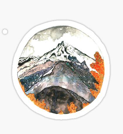 Grey Mountain Sticker