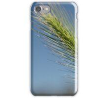 Grass Examination iPhone Case/Skin