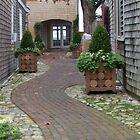 Brick Walk by phil decocco