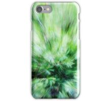 Abstract Leaves 5 iPhone Case/Skin