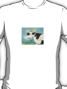 The Es-Cow-Pades of Miss Moogooley Oogooley! T-Shirt