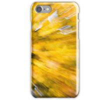 Abstract Leaves 6 iPhone Case/Skin