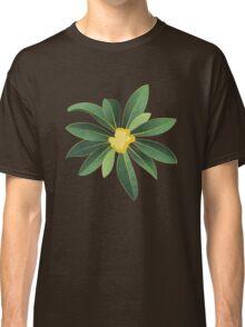 Loquat medlar tree in Autumn I Classic T-Shirt