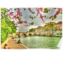 So Much Beauty In Paris .. The HDR Version Poster