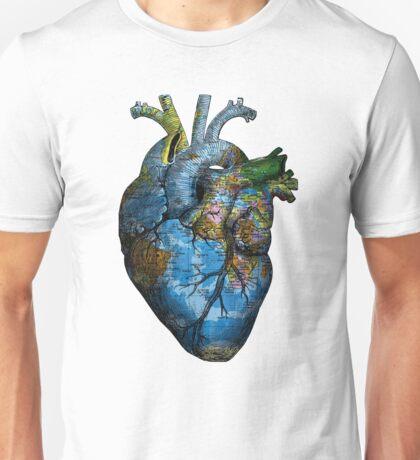 Corazón Errante Unisex T-Shirt