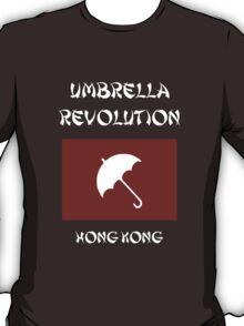 Umbrella Revolution -- Hong Kong T-Shirt