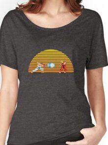 Ryu v Ken Women's Relaxed Fit T-Shirt