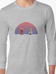 Ken v Ryu Long Sleeve T-Shirt