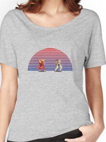 Ken v Ryu Women's Relaxed Fit T-Shirt