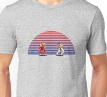 Ken v Ryu Unisex T-Shirt