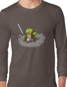 Jedi Droid Long Sleeve T-Shirt