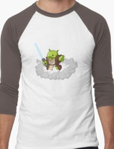 Jedi Droid Men's Baseball ¾ T-Shirt