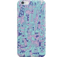 Emetophobia! iPhone Case/Skin