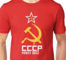 CCCP Honey Bees / Russian Honey Bees Unisex T-Shirt