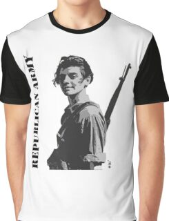 Republican Army Graphic T-Shirt