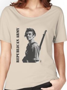 Republican Army Women's Relaxed Fit T-Shirt