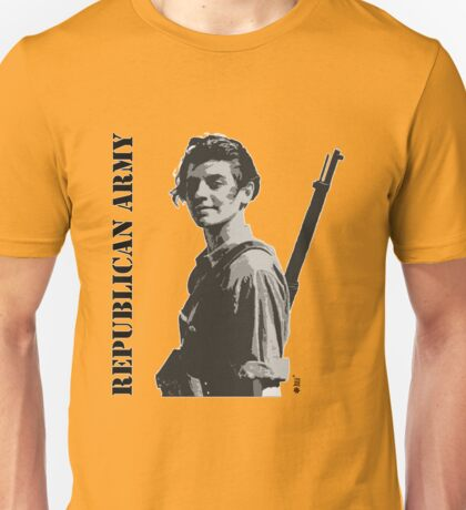 Republican Army Unisex T-Shirt