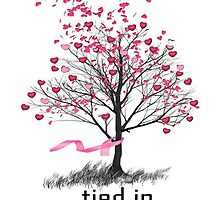 Tied in Pink: A Romance Anthology supporting Breast Cancer Research by ScribeScarlett
