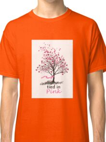 Tied in Pink Anthology merchandise Tee Shirts Classic T-Shirt