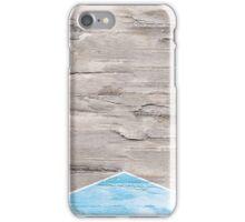 Blue Birch iPhone Case/Skin