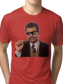 Thug Neil Degrasse Tyson Tri-blend T-Shirt
