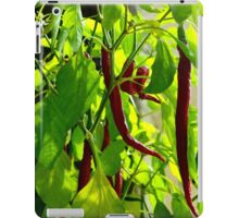 a little Chilli out here... iPad Case/Skin